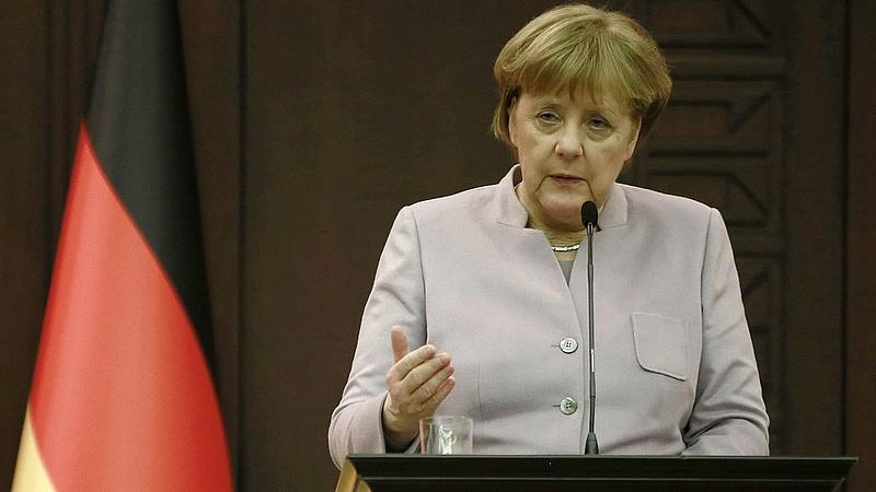Európai Unió: fordulat történt Merkel szemléletében