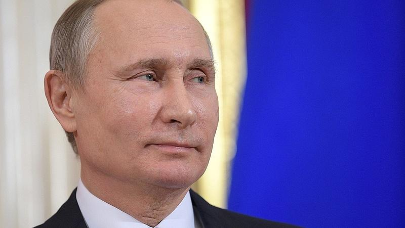 Fontos dolog történt Putyin jelenlétében