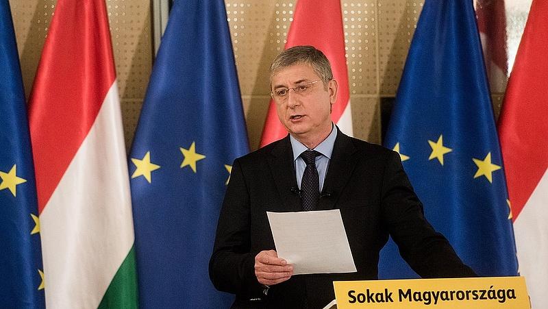 Gyurcsány Ferenc: a DK készen áll a kormányzásra