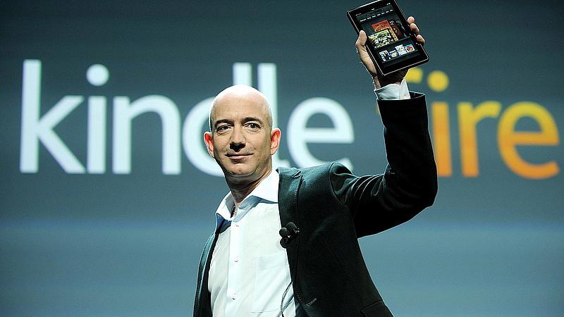 Az Amazon alapítója megjárta a világűrt is
