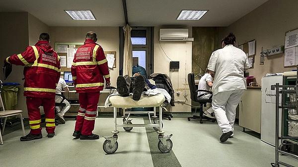 Leállt az Uzsoki kórház sürgősségi osztálya