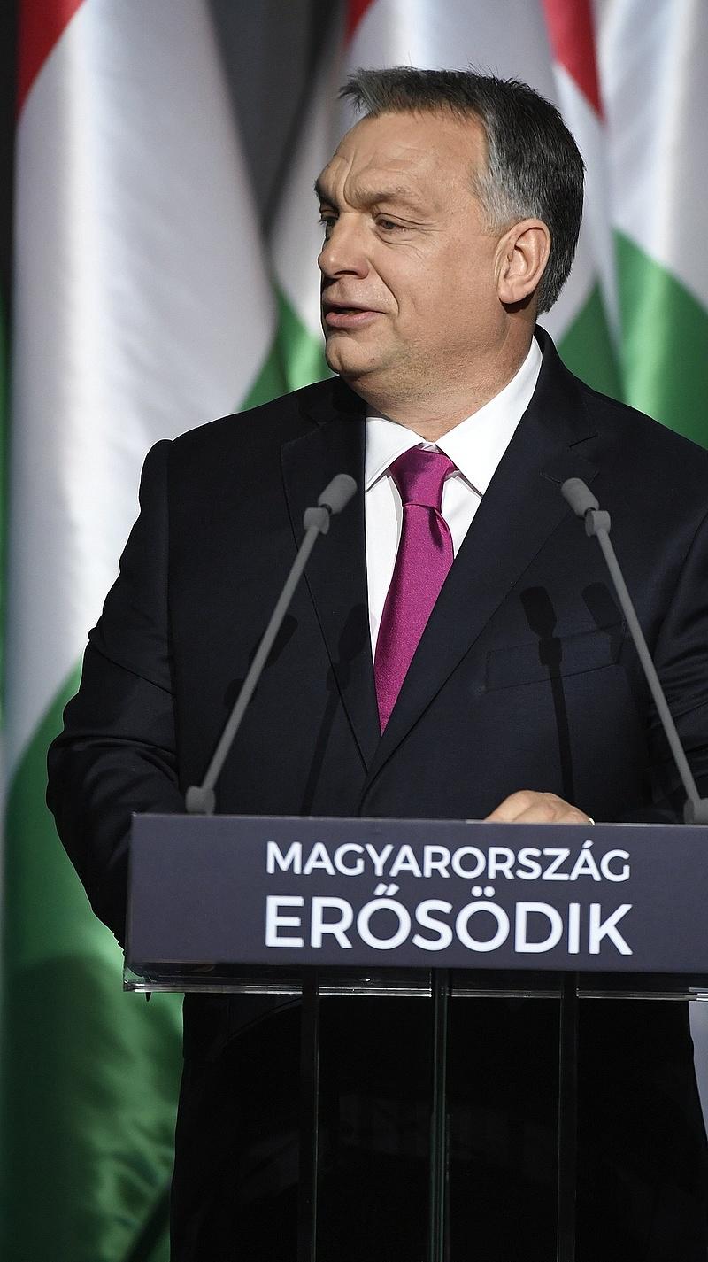 Itt az új világrend - megszólalt Orbán