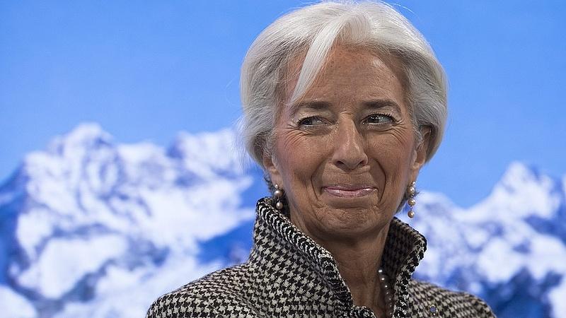 Ez lesz az eredménye Trump terveinek az IMF-vezér szerint