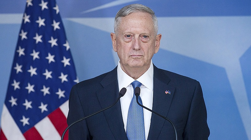 Mattis: növelni kell a katonai kiadásokat