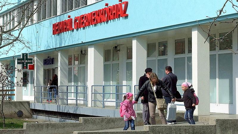 Poszt-covid ambulancia nyílt a Heim Pál kórházban