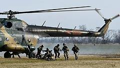 Százmilliárdot költünk honvédségi helikopterekre