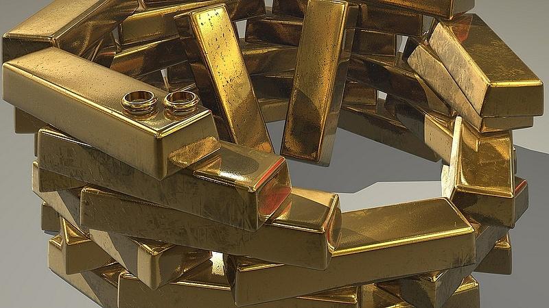 Kitartóan drágul az arany