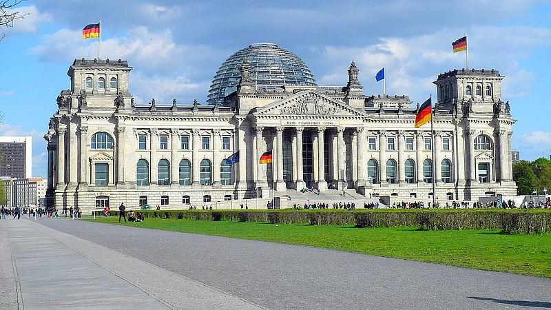 Beindult a német gazdaság