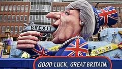 Már biztos, hogy durva brexit lesz, összecsapás várható
