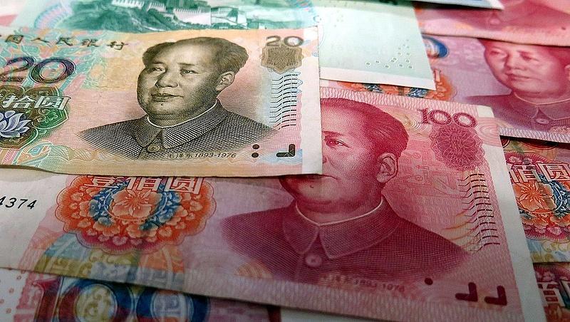 A vártnál kisebb a pénzromlás mértéke Kínában