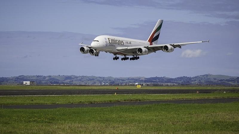 Megmenekült a világ legnagyobb utasszállító repülője