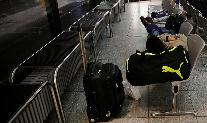 Leállt több amerikai reptér