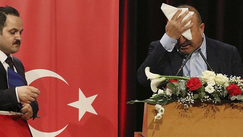 Véget ért  a szavazás a törököknél