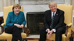 Merkel-Trump csata a láthatáron