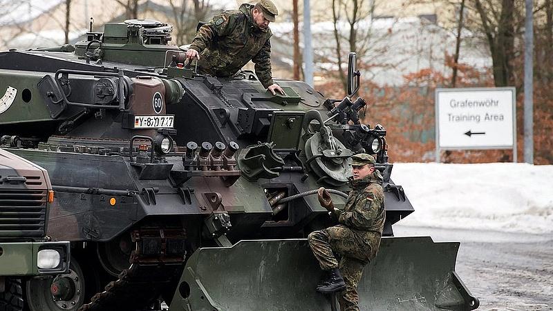 Kivonnák az amerikai katonákat Németországból?