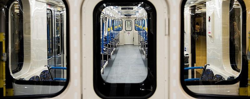 Ma is lerobbant egy felújított orosz metró