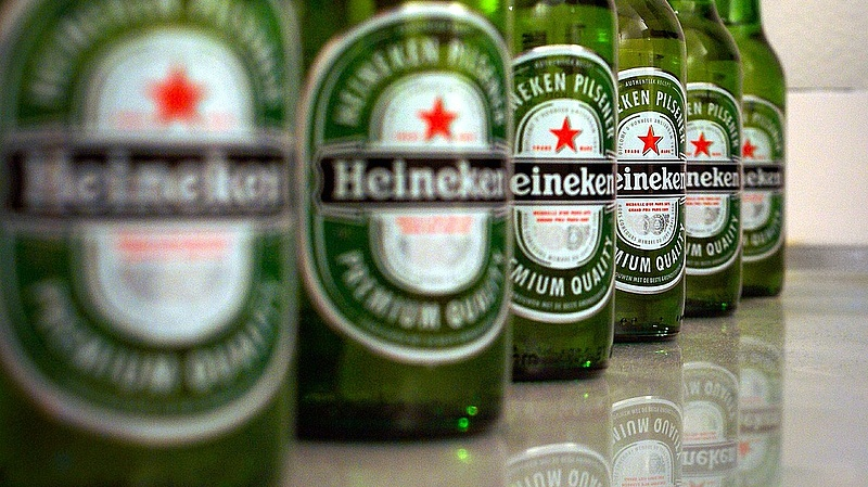 Így ment a Heinekennek a harmadik negyedévben