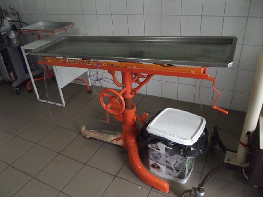 Műtőasztal
