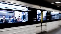 Kétszázezer ajtónyitáson vannak túl az új metrókocsik