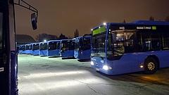 Havi 400 ezer - ennyit kereshet egy BKV buszsofőr