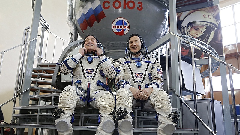 Máris beindult az orosz-amerikai harc az űrturistákért