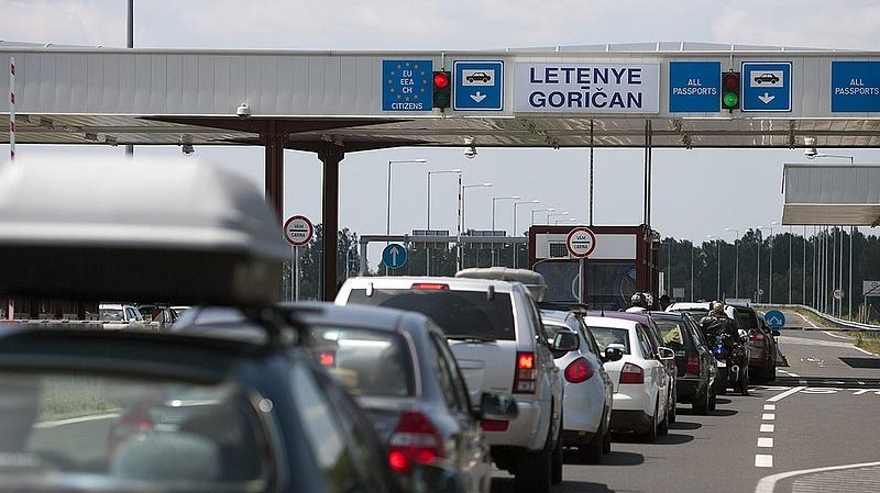 Nagy volt a forgalom tavaly Letenyén