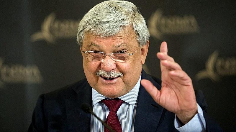 Csányi: hamarabb lesz eurónk, mint a kormány szeretné