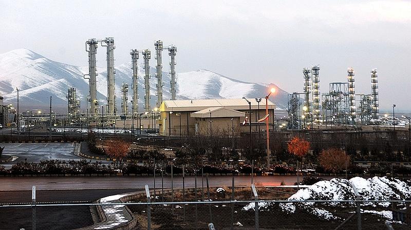 Újabb szankciók - az USA felmondhatja az iráni atomalkut