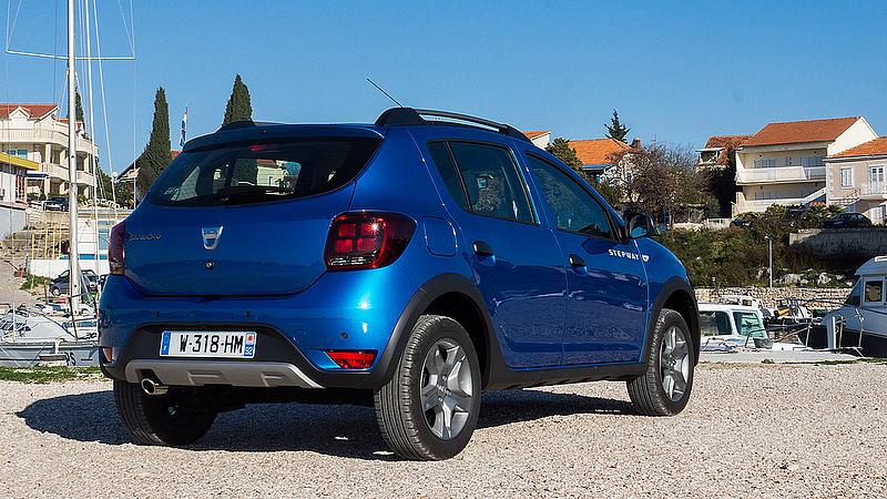 Fontos adatokkal állt elő a Dacia