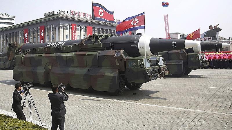 Szigorított az ENSZ BT Észak-Korea ügyében