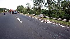 Újabb baleset történt az M3-ason (frissítve)