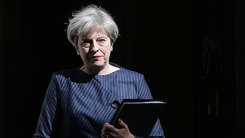 Theresa May meglepődött?