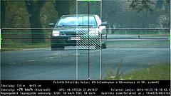 Rejtélyes akcióval vadásztak a gyorshajtókra a rendőrök