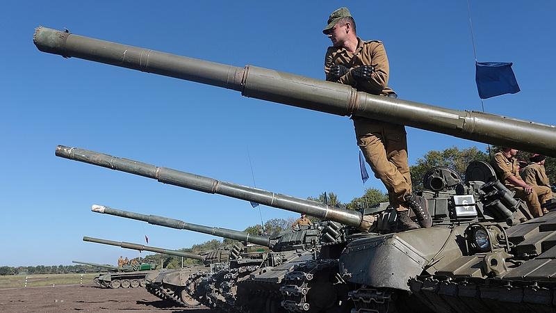 Szemtelenül merész húzás az ukránoktól