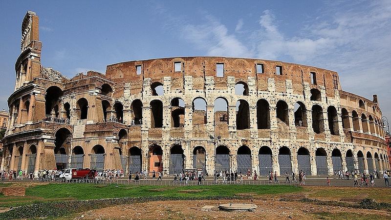 Koronavírus: kiürült Róma belvárosa