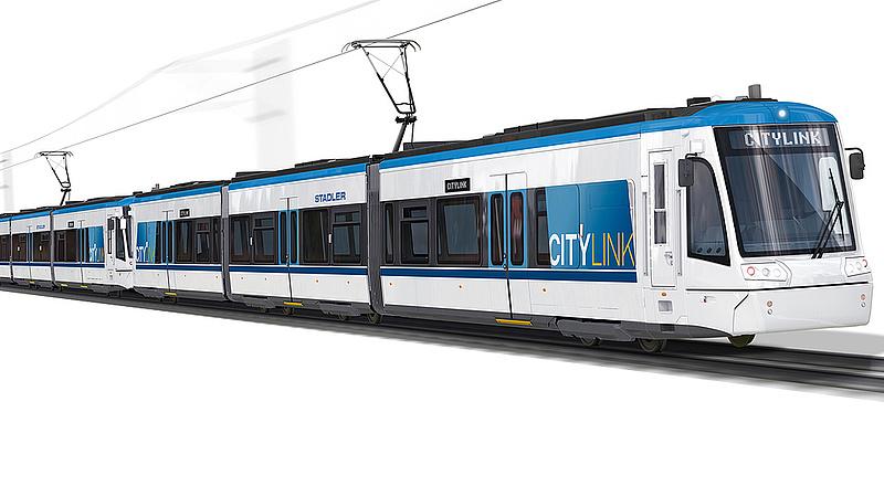 A Stadler 28 milliárdért szállítja a villamos-vonatokat