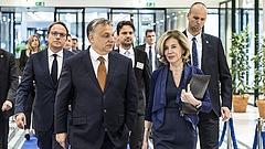 Keményen beolvastak Orbánnak Brüsszelben - Megmenekül a CEU?
