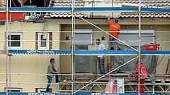 Dübörög az építőipar - csak az ország nagy része kimarad belőle