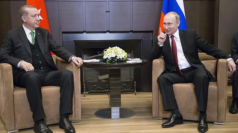 Tovább üzletel Erdogan Putyinnal