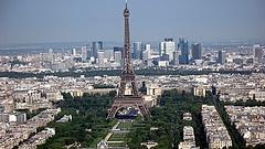 Nagy változás Párizsban - falat építenek