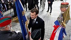 Berlin: Macron megválasztása történelmi lehetőség Európának