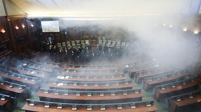 Új kormánya van Koszovónak