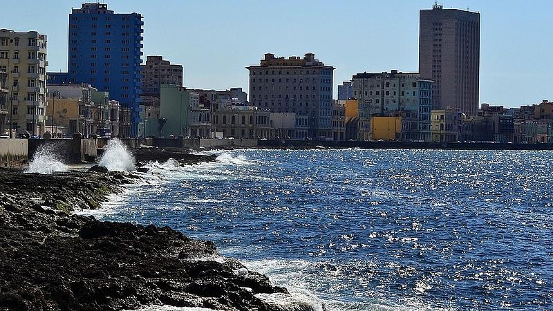 Kubára is lesújt az USA