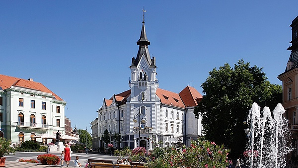 Szállodaüzemeltetési jogot nyert el Kaposváron a Hunguest Hotels