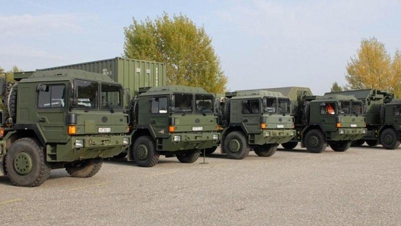 Több mint egymilliárdért vásárolt teherautókat a honvédség