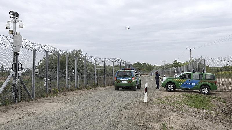 Százmilliós fogás a magyar határon