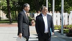 """Újabb \""""kisvasutat\"""" hosszabbítana meg Orbán - ezúttal Szerbiáig"""