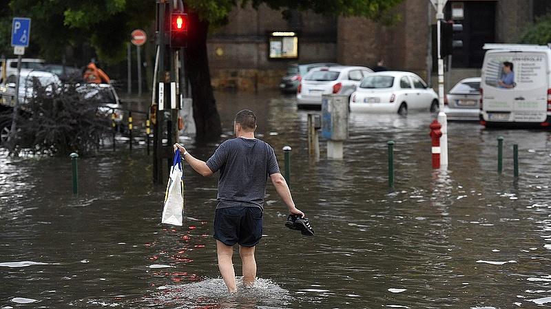 Újabb vihar támad Magyarországra