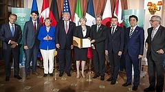 G7-csúcs - Trump kihúzta magát