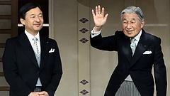 Új császárt kapott Japán